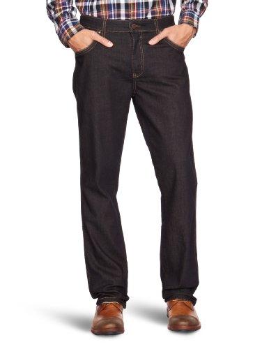 Wrangler Texas Stretch Straight Leg Mens Jeans  Rinsewash W38INxL36IN