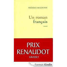 Un roman fran�ais (Litt�rature Fran�aise)