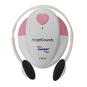 Doppler Foetal Angelsounds 100s + Pile + Cable Audio Pour Pc / Norme En 60601-1 / Garantie 2 ans / Satisfait ou remboursé