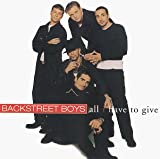 Backstreet Boys - All I Have To Give Album