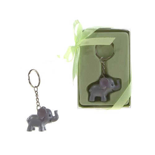 Keychain Baby Shower Favors front-1079437
