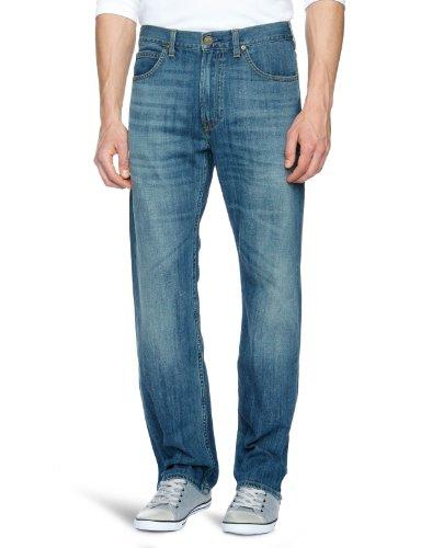 Lee Kent Loose Men's Jeans Dark Worn W30INxL32IN