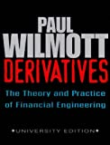 img - for Derivatives: The Theory and Practice of Financial Engineering (Frontiers in Finance Series) book / textbook / text book