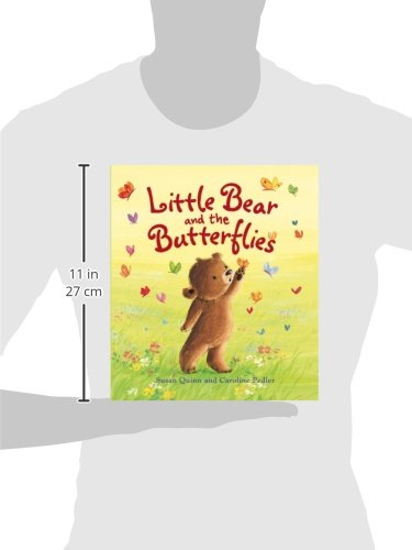 Little Bear and the Butterflies (Qeb Storytime)