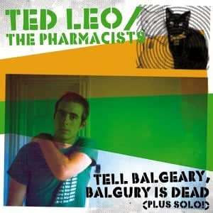 Tell Balgeary, Balgury Is Dead
