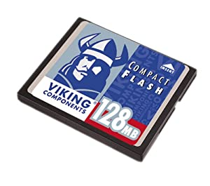 Viking 128 MB CompactFlash Card (CF128M)