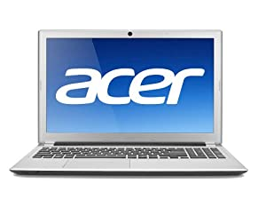 Acer Aspire V5-571p-6429 15.6-inch Laptop (i3-3217u, 8GB, 750GB HD, Windows 8), Silver