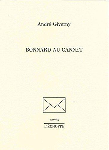 Bonnard au Cannet