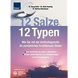 """12 Salze, 12 Typenvon """"Georg Keller"""""""