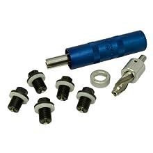 Lisle 58850 Oil Pan Plug Rethread Kit