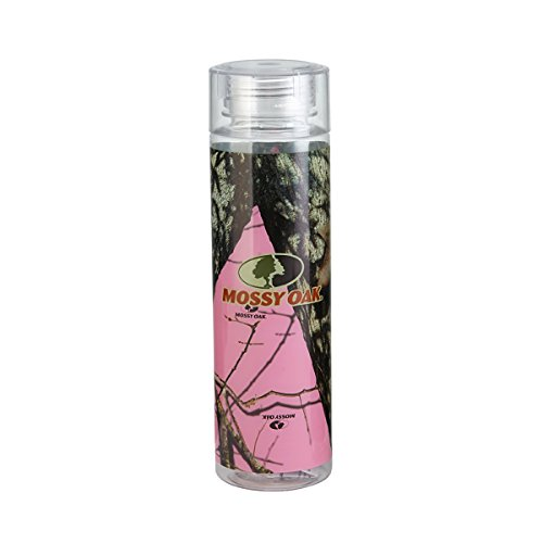 Mossy Oak 5136374 Tritan Water Bottle, 1 L, Pink (Mossy Oak Graphics Pink Camo compare prices)