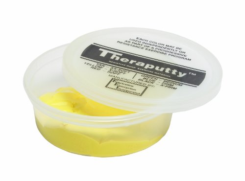 cando-theraputty-standard-exercise-putty-yellow-x-soft-6-oz