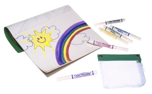Crayola Color Wonder Markers and Paper - 1