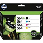 HP 564xl Blk/564 Cyan, Magenta, Yellow