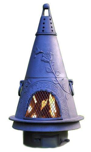 Chiminea-Outdoor-Fireplace-Wood-Burning-Garden-Design
