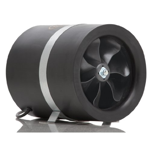 Can Max Fan Mixed Flow Inline Fan, 8-Inch 675 Cubic Feet Per Minute (Can Fan Filter compare prices)