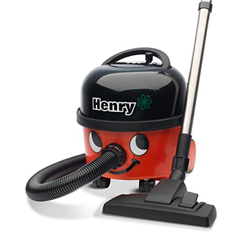 NUMATIC HVR200A2 Henry Vacuum Cleaner, Bagged, Red Black