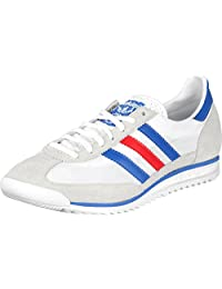 Adidas Men's SL 72 Royal White Running Shoes 7.5 D(M) US