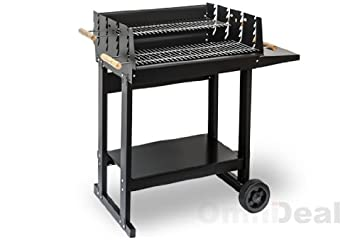 14920 Holzkohle Grill California Bbq