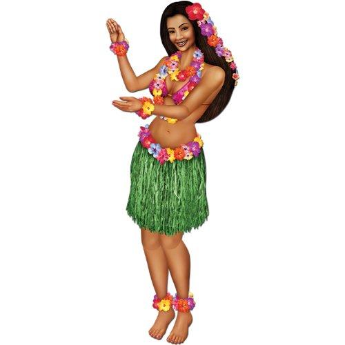 """Hula Girl - 38"""""""