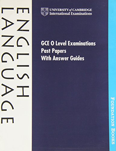 o level cambridge international papers