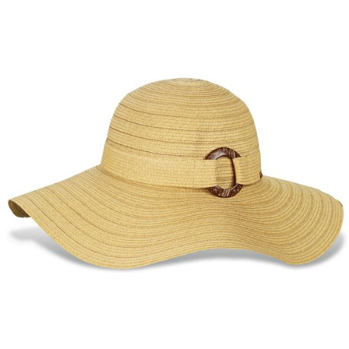 Dakine Women's Sunny Straw Hat (Natural Straw, One Size)