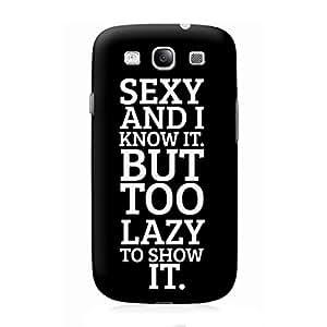 Lazysexy Galaxy S3 case