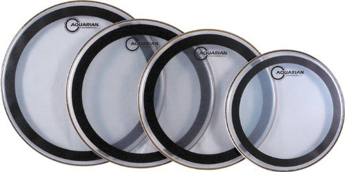 Aquarian Drumheads Pf22 Performance-2 22-Inch Bass Drum Head