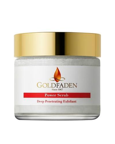 Goldfaden Power Scrub Deep Penetrating Exfoliant, 2 oz.