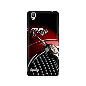 Motivatebox- Jaguar Premium Printed Case For Oppo F1 -Matte Polycarbonate 3D Hard case Mobile Cell Phone Protective BACK CASE COVER. Hard Shockproof Scratch-