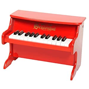 Schoenhut Schoenhut 25 Key Red My First Piano II, Wood