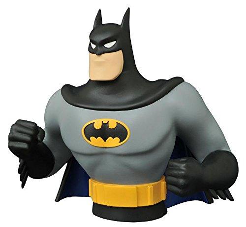 Diamond Select Toys Batman: The Animated Series: Vinyl Bust Bank Toy