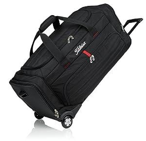 Titleist 22 Wheeled Duffel Bag by Titleist