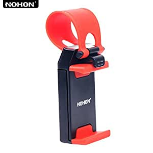 NOHON Steering Wheel Holder For Micromax YU 5050