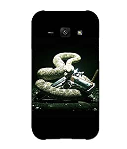 3D instyler DIGITAL PRINTED BACK COVER FOR SAMSUNG GALAXY J1