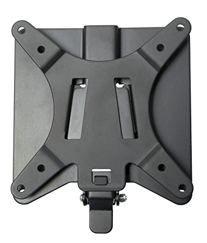 VIVO Adapter VESA Mount Bracket Kit / Stand Attachment and Wall Mount / Removable VESA Plate for Easy LCD Monitor Screen Mounting (STAND-VAD2