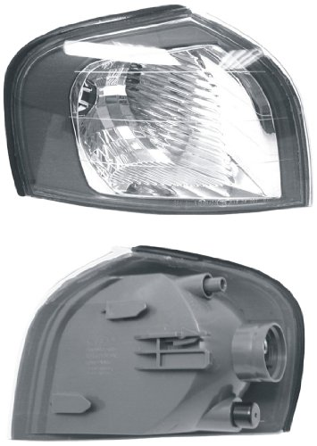 URO Parts 8620464 Right Turn Signal Lens with Halogen Headlights