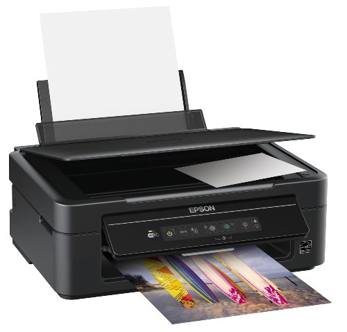 Epson Stylus Sx235W All-In-One Printer with High Speed Wifi (Print, Copy and Scan)