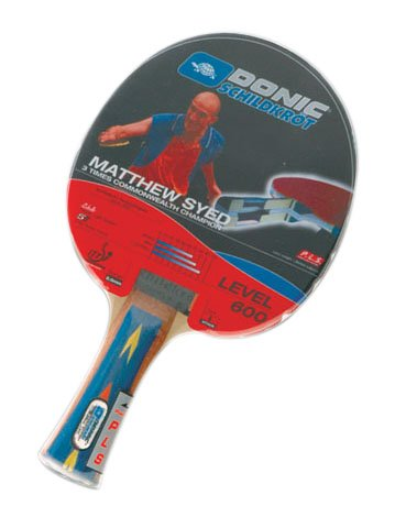 Donic Schildkrot Syed 600 Table Tennis Bat