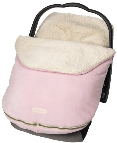 JJ Cole Bundleme Original Infant w/Thermaplush - Pink