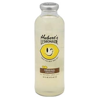 huberts original lemonade 6x16oz pack of 12