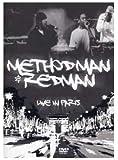 echange, troc Method Man and Redman - Live In Paris