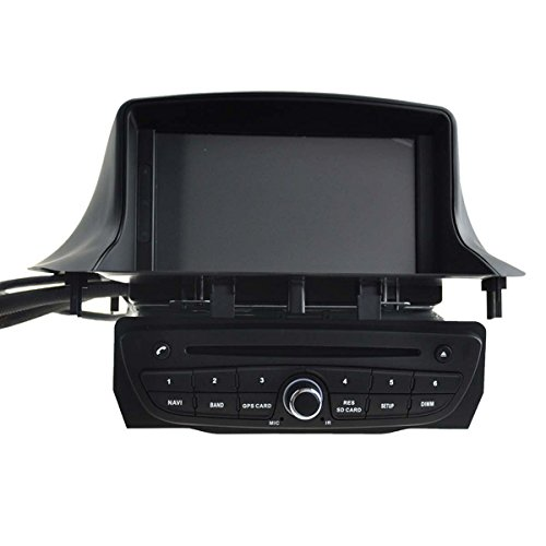 ZNYSTAR-Pour-Renault-Megane-3-III-2009-2011-Android-511-Radio-Car-Stereo-System-Car-System-GPS-Lecteur-DVD-de-voiture-avec-WIFI-Bluetooth-GPS-SD-USB