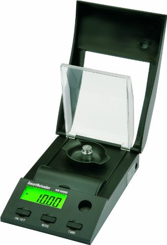 SmartReloader SR1000 Reloading Bench Rest Grade Digital Powder Scale