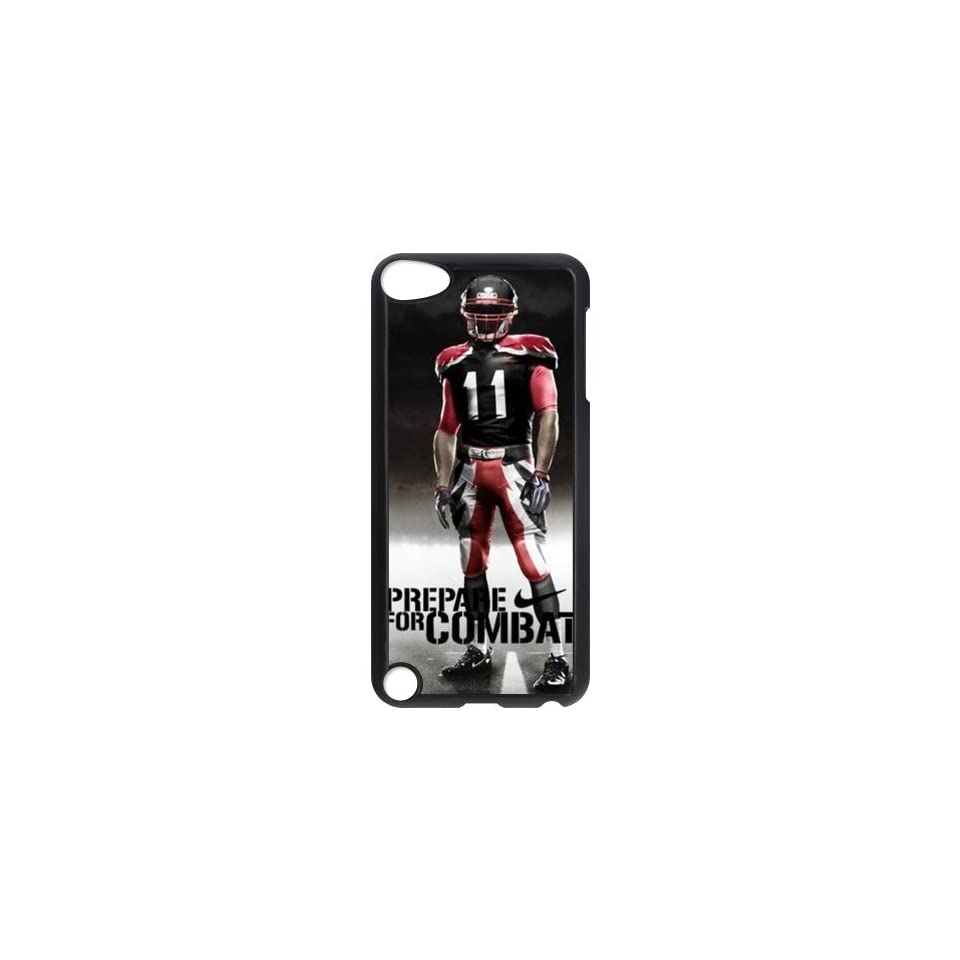 Custom NFL Arizona Cardinals Back Cover Case for iPod Touch 5th Generation LLIP5 463 Cell Phones & Accessories