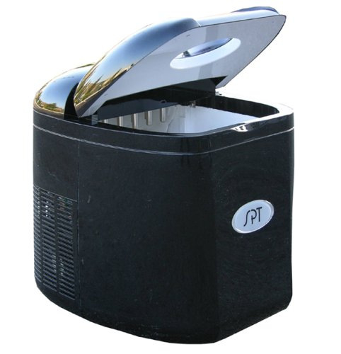 Portable ice maker ICE-28B Black