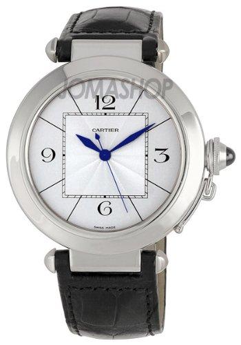 Cartier Pasha de Cartier 18kt White Gold Mens Watch W3018751