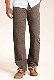 XS Value Flat Front Corduroy Jeans