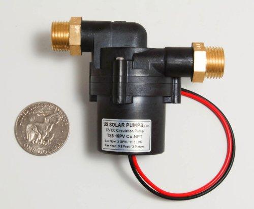 Solar Dc Circulation Pump Topsflo Ts5 15Pv