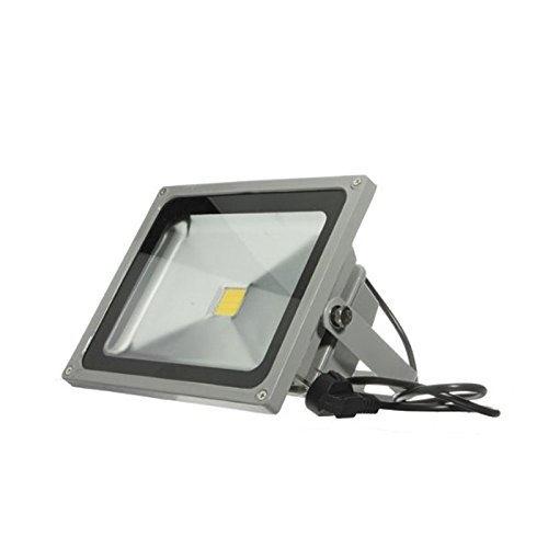 Arlybaba Flood Light Spotlight Led 10W Waterproof Outdoor Security Night Long Range Illuminator Dc12V Ac85-265V Warm White Color